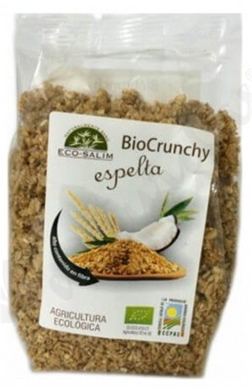 Crunchy de Espelta Bio 250g, 1 ud