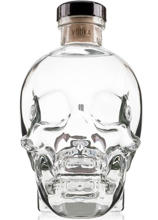 Crystal Head Vodka 1 litro