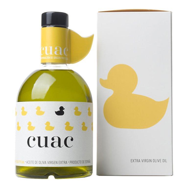 Cuac - Picual - 8 Botellas 500 ml