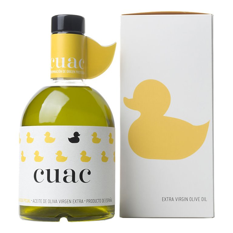 Cuac - Picual - Botella 500 ml