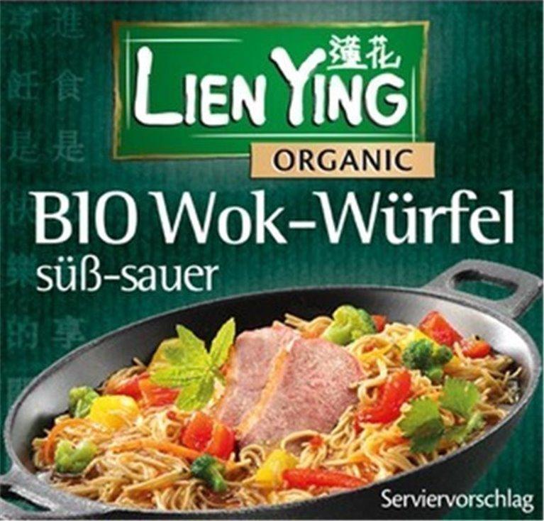 Cubito para wok agridulce, 40 gr