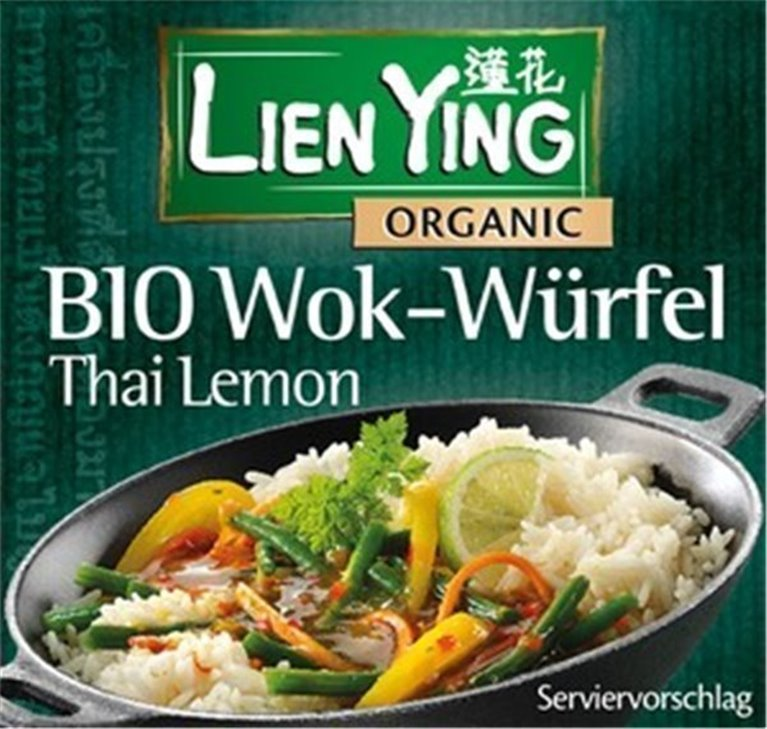 Cubito para wok Thai, 40 gr