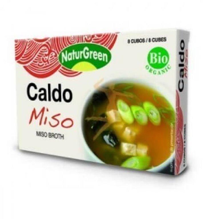 Cubitos De Caldo Miso Bio, 80 gr