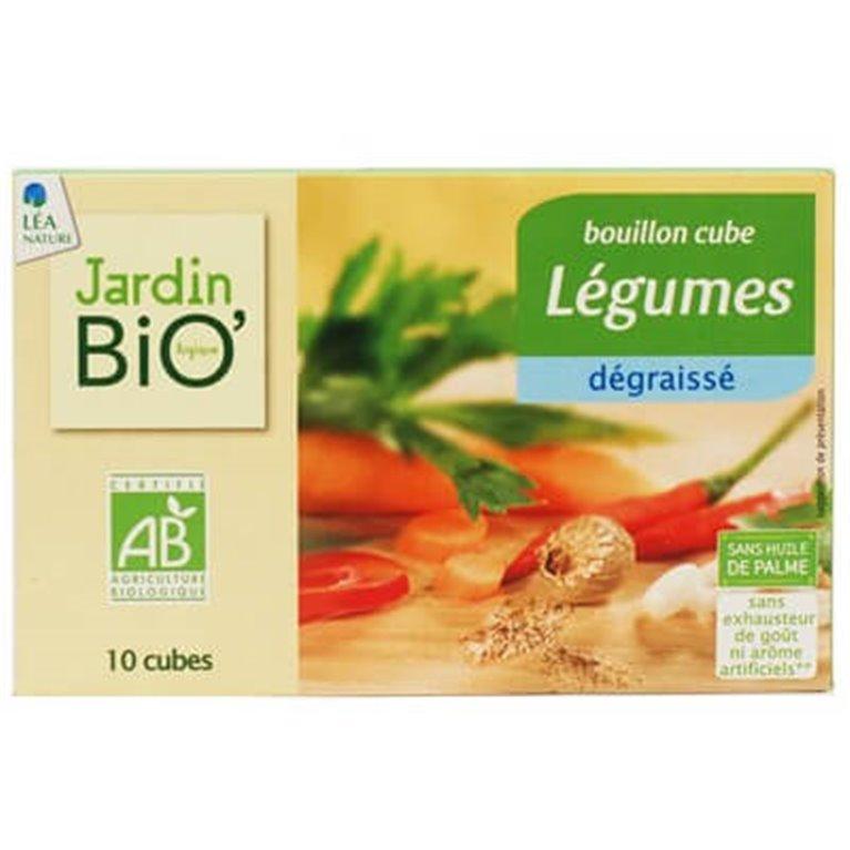 Cubitos de verduras desgrasados, 100 gr