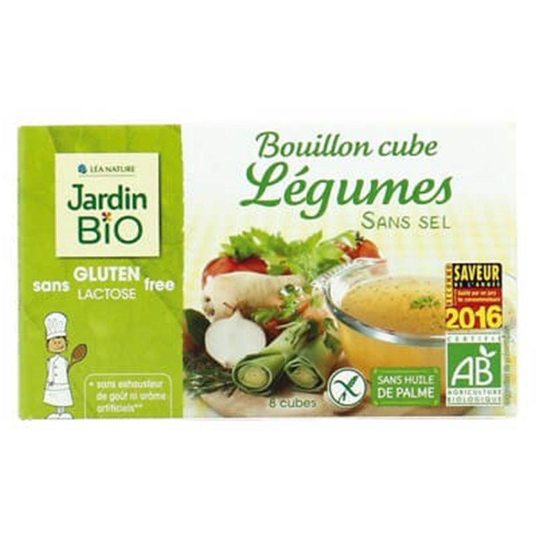 Cubitos de verduras sin gluten, 100 gr
