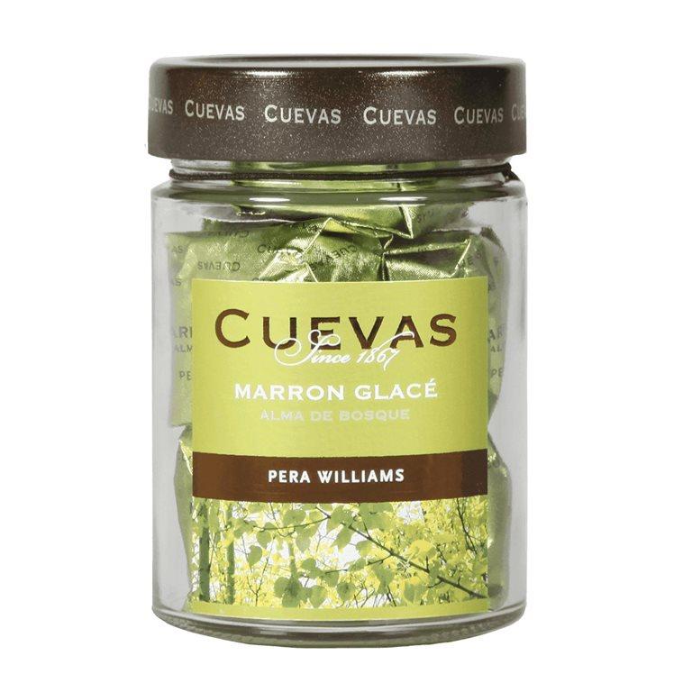 Cuevas Since 1867 Marron Glacé Alma de Bosque al Licor de Pera Williams 160g