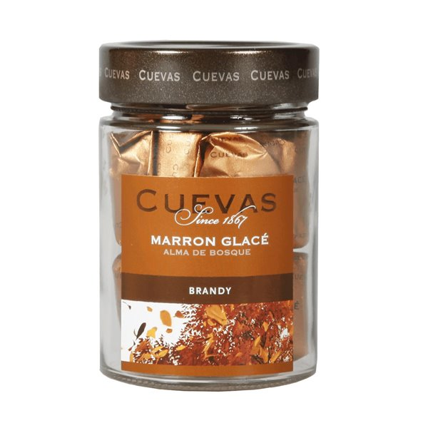 Cuevas Since 1867 Marron Glacé Alma de Bosque Brandy 160g