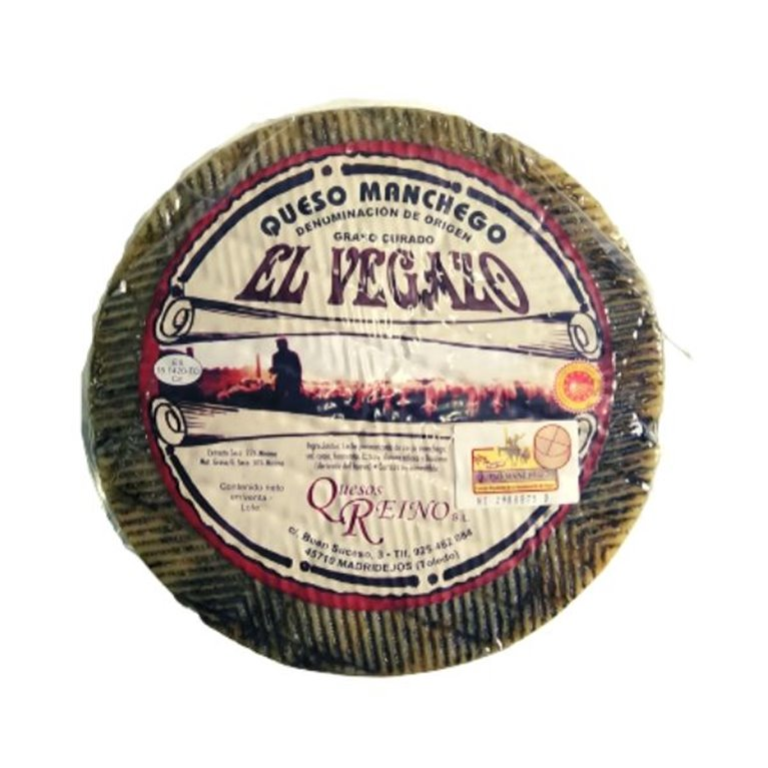 Curado El Vegazo grande (3 Kg aprox.)