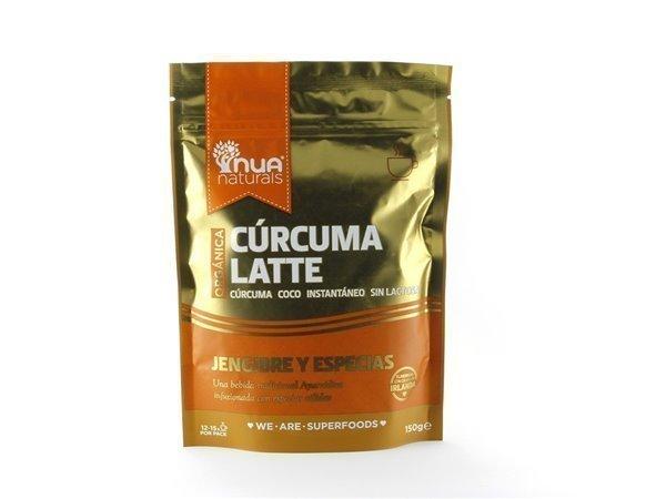 Cúrcuma Latte Jengibre Y Especias Venga S/G