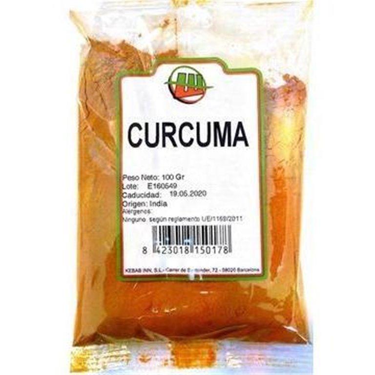 Cúrcuma Molida 1kg, 1 ud