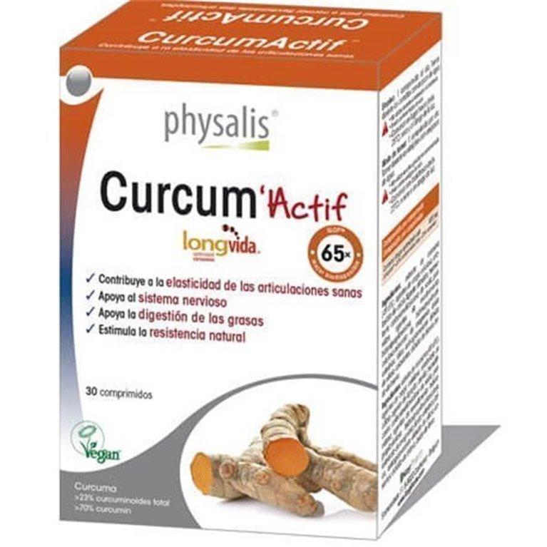 Curcum'Actif, 30 gr