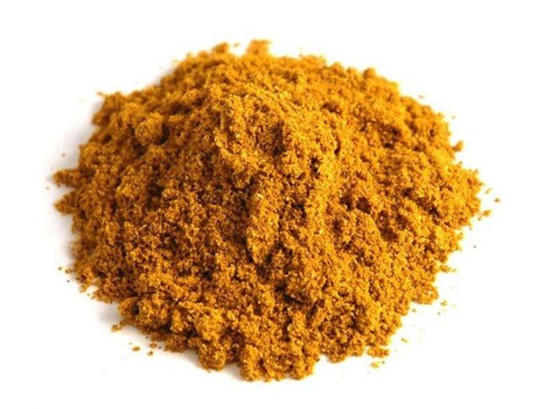 Curry, bote dosificador 31 gramos, 1 ud