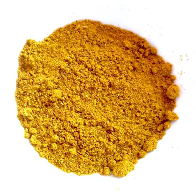 Curry en Polvo Picante 50g