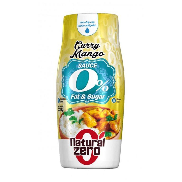 Curry & Mango Sauce 320 gr, 1 ud