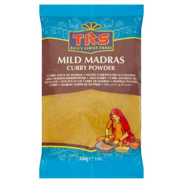 Curry Medio Molido 100g