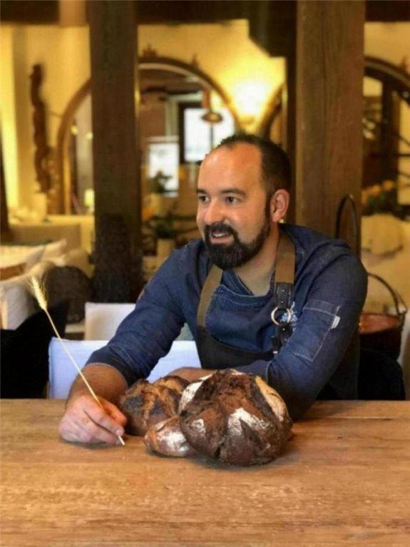 Curso de Panadería Ecológica On Line By Samuel Moreno ( Estrella  Michelin)