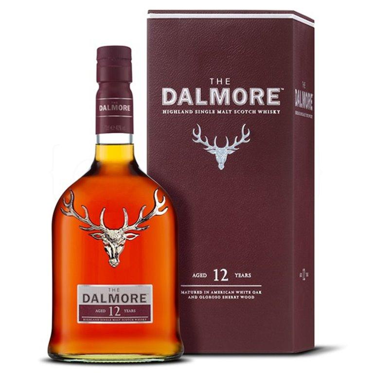 Dalmore 12 años 70cl. The Dalmore. 6un., 1 ud