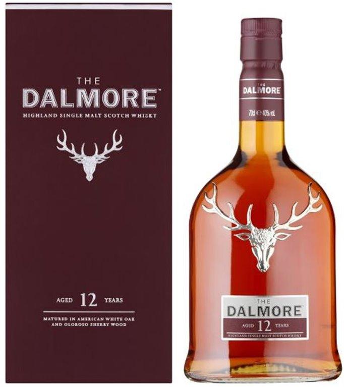 Dalmore 12 años