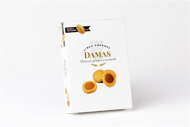 Damas - Pasta Fina de Té