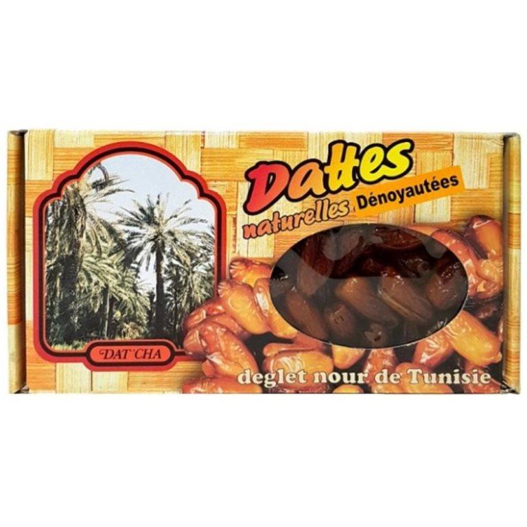 Dátiles en Rama de Túnez Hayah 1kg