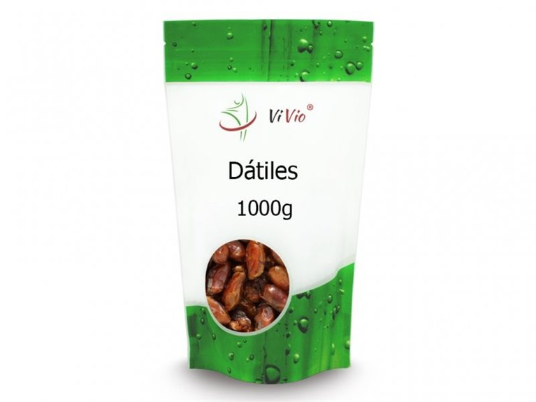 Dátiles sin hueso 1000g, 1 ud