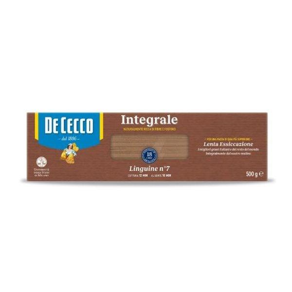 De Cecco Integral Linguine Nº 7 500g