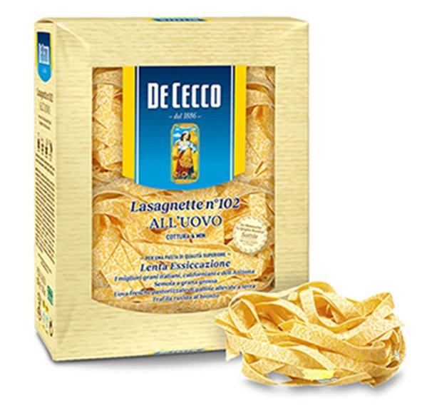 De Cecco Lasagnette all´uovo
