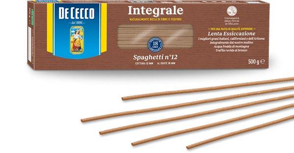 De Cecco Pasta integral Spaghetti