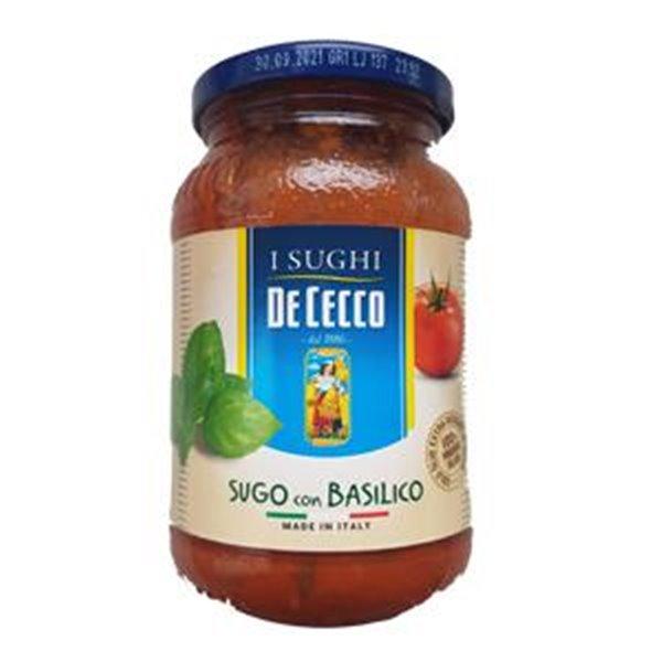 De Cecco Salsa Basilico