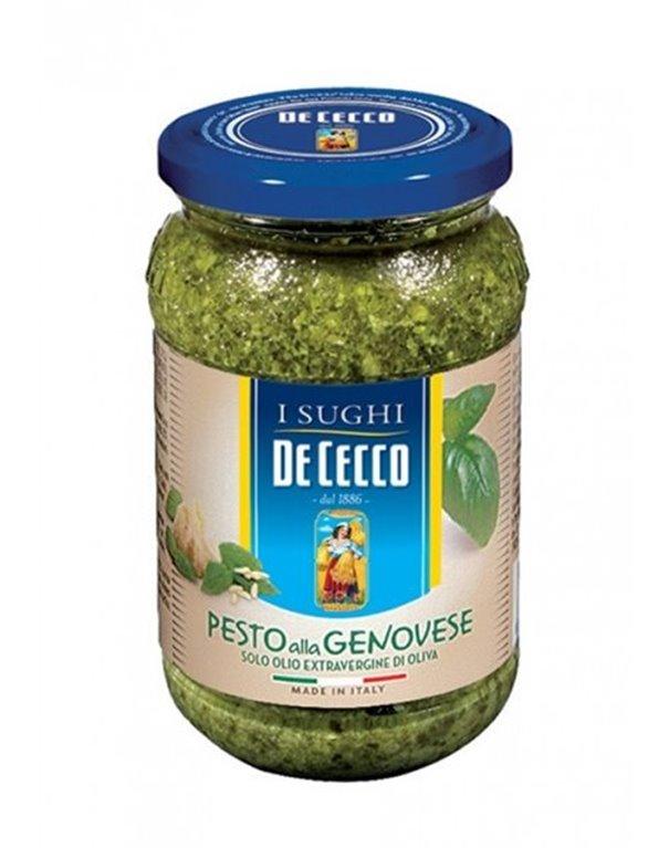 DE CECCO Salsa Pesto alla Genovese (200 gr), 1 ud