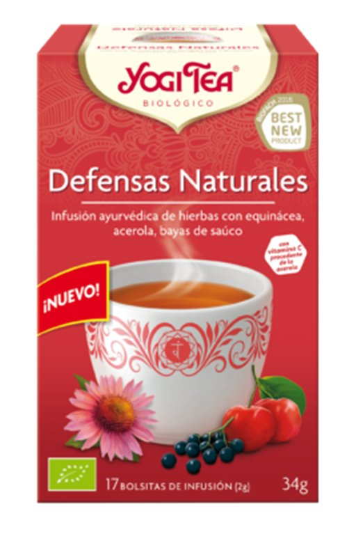Defensas Naturales