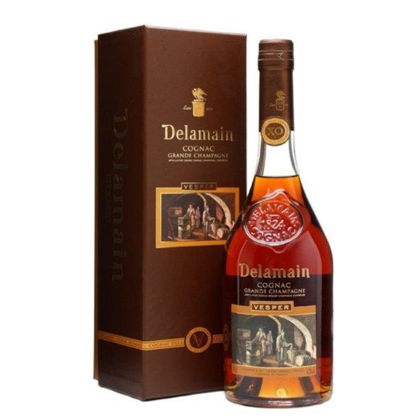 DELAMAIN XO VESPER 0,70 L. + ESTUCHE