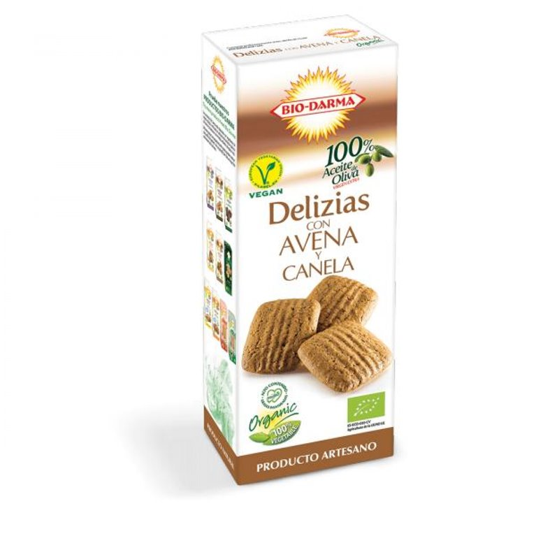 Delicias con Centeno Bio 125g