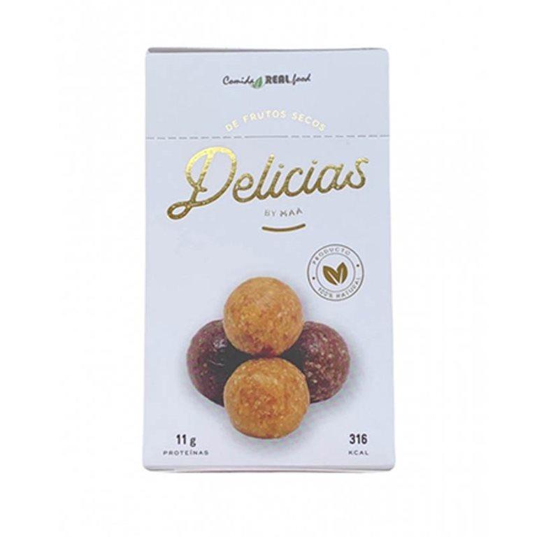 DELICIAS DE FRUTOS SECOS. Comida Real Food