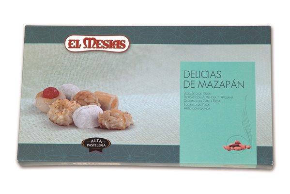 Delicias de Mazapán (330 gr)