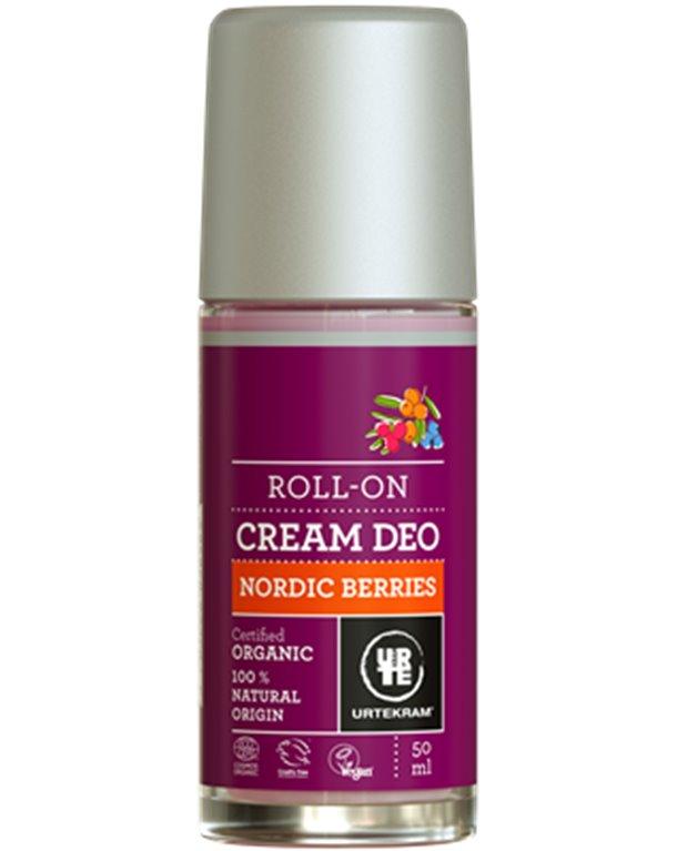 Desodorante ROLL-ON Bayas Nordicas, 1 ud