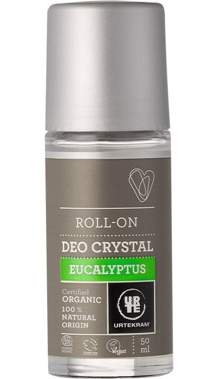 Desodorante roll on Eucalyptus, 50 gr