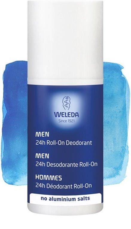 Desodorante Salvia Roll-On 24 H Hombre