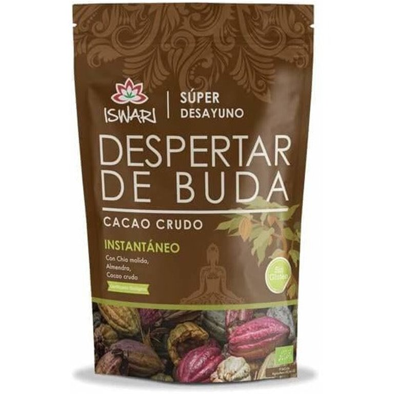 Despertar de Buda Cacao Crudo Bio 360g