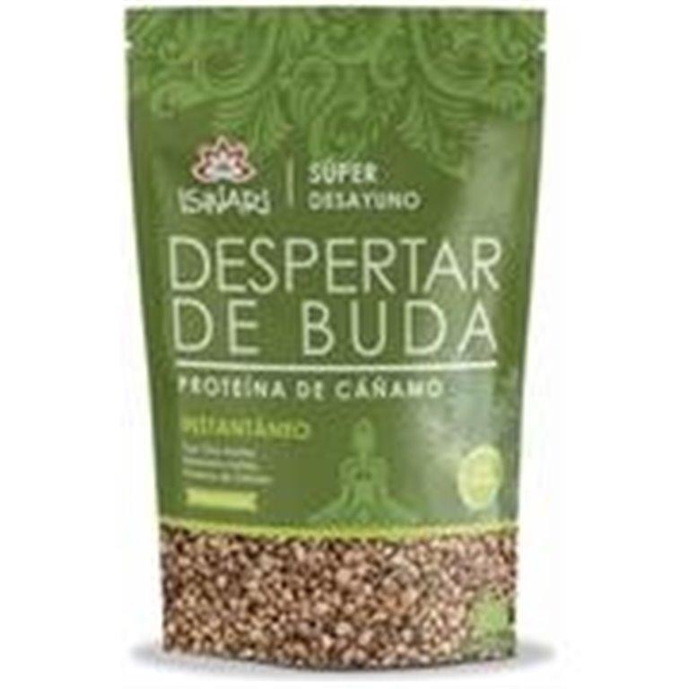 Despertar de Buda Proteína de Cáñamo Bio 360g