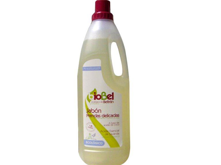 Detergente Ecológico Prendas Delicadas Lavadora, 1 ud