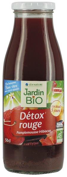 Detox rojo