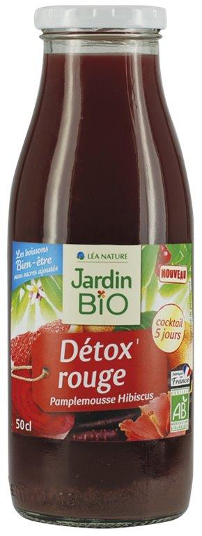 Detox rojo, 1 ud