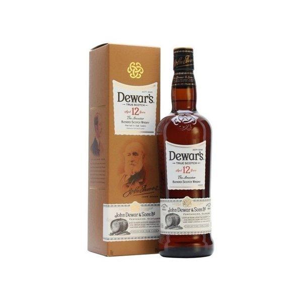 DEWAR'S 12 YO 0,70 L.