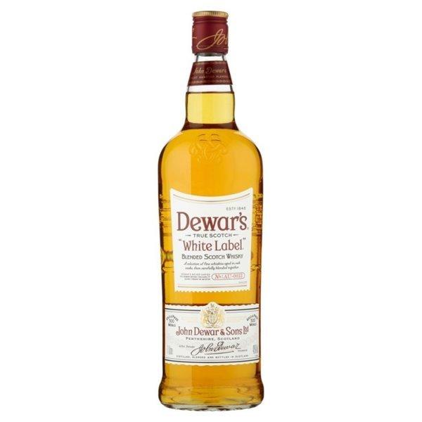 DEWAR'S WHITE LABEL 1,00 L. 40º