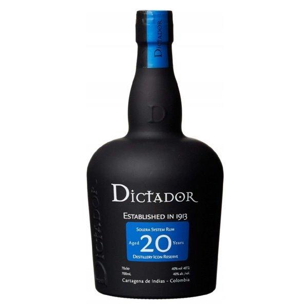 DICTADOR 20 YO 0,70 LITROS 40º