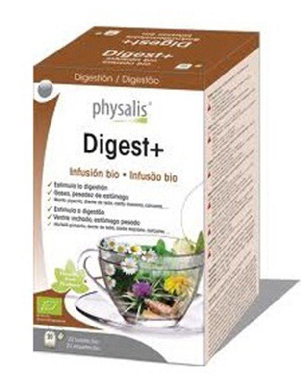 Digest+  infusión bio, 30 gr