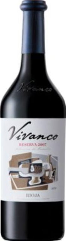 Dinastia Vivanco Reserva 2012