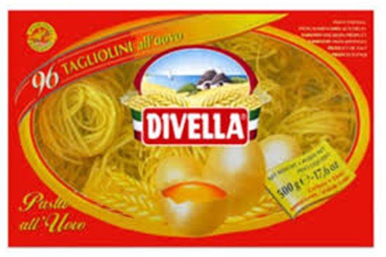 Divella Tagliolini all´uovo