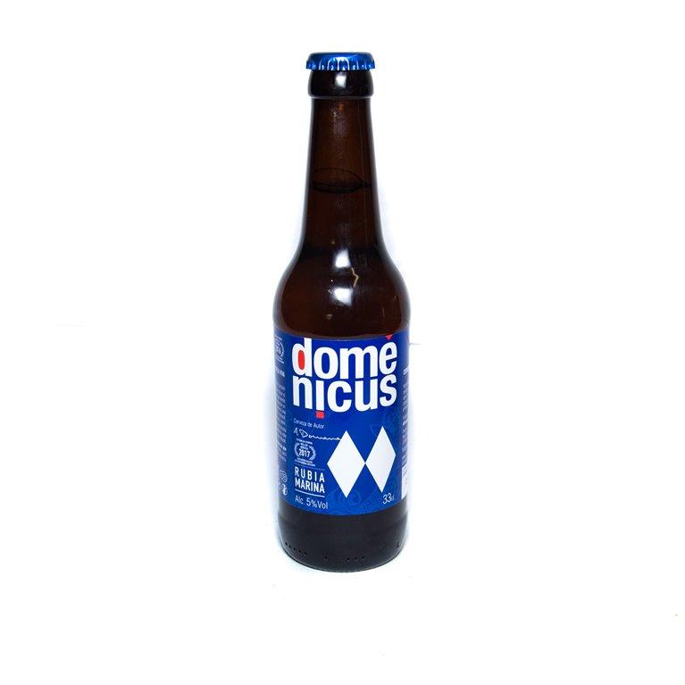 DOMENICUS Cerveza marina 33 cl, 1 ud